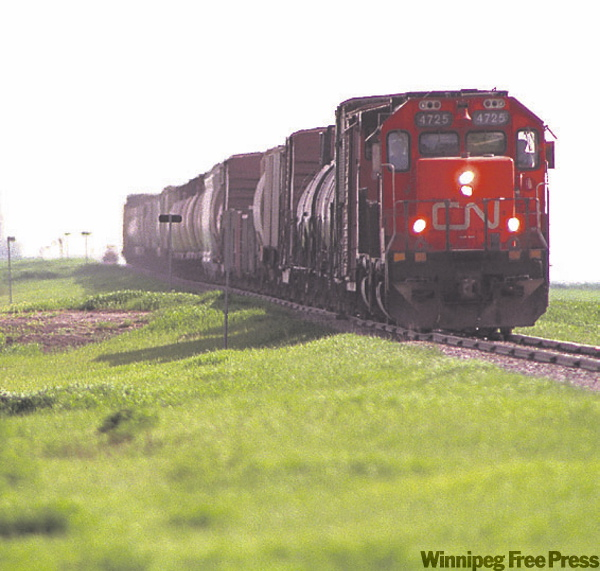 MARC GALLANT / WINNIPEG FREE PRESS ARCHIVES