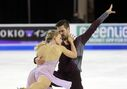 Americans Hubbell-Donohue win Skate America ice dance