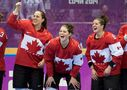 Goalpost, golden goal and gallbladder: Canada's women recall 2014 Olympic final