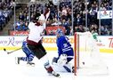 Nichushkin scores short-handed winner after Toronto gaffe as Avalanche top Leafs