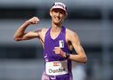 Evan Dunfee wants 'brutal as possible' heat to walk off with a medal at the final 50 km Olympic racewalk