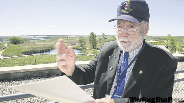 MIKE.DEAL@FREEPRESS.MB.CA This is one of the most important things that has ever happened to Lake Winnipeg, says advisory committee member Robert Kristjanson.