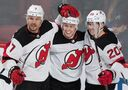 Coleman scores twice to help lift Devils over struggling Canadiens
