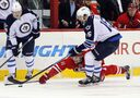 Jets soar over Hurricanes 2-1