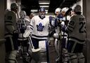 Jack Campbell covers all the angles on Maple Leafs' playoff goalie question