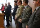 Mayors criticize province on infrastructure