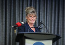 PC leadership hopeful denies charge she'd oust Tory caucus members