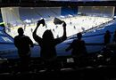 Front-line workers say attending Leafs game is a sign of hope and healing