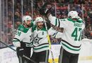Benn scores overtime winner as Stars take 5-4 victory over Oilers