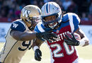 Bombers rise from dead to upset Alouettes 27-22