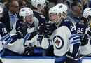 Laine named NHL's first star of the month