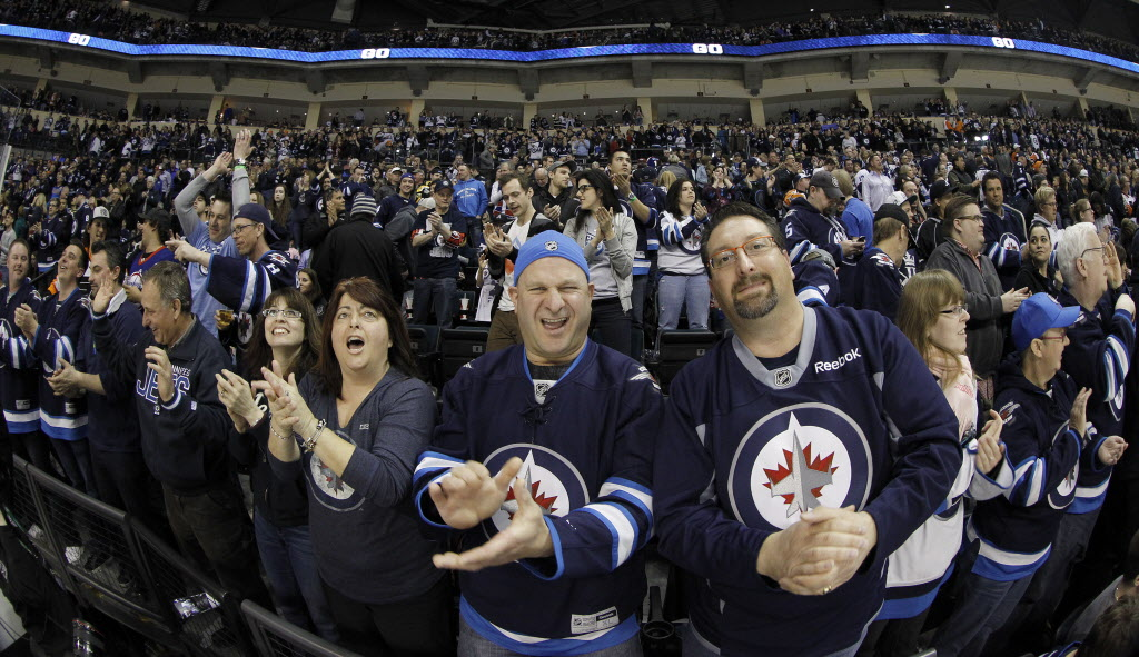 At $118.46 per person, the Winnipeg Jets are the second most expensive NHL team to watch, trailing only the Toronto Maple Leafs.