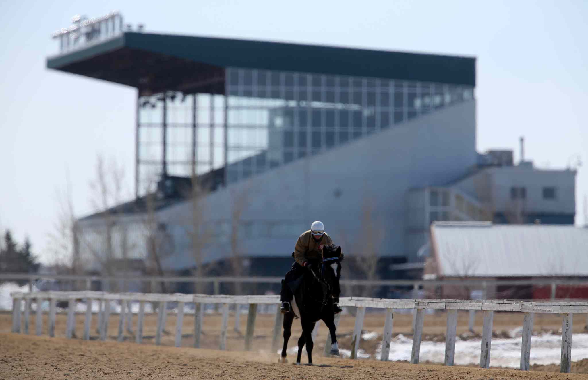 With today's agreement, the government is providing a financial bridge for MJC which will maintain sustainability for horse racing in the interim.