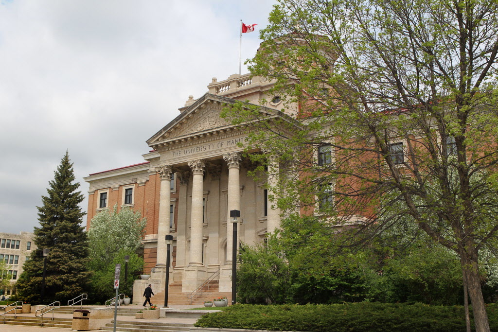 Both the University of Manitoba and University of Winnipeg applaud the government for not cutting or freezing funds for post-secondary institutions.