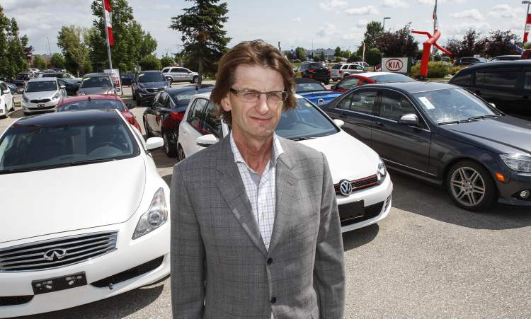 Steve Chipman, CEO of the Birchwood Auto Group, says it's going to be a record-setting year for new-car sales and he thinks that will extend to used cars, too.