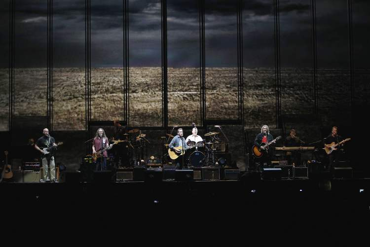 The Eagles brought their 'History of the Eagles' tour to the MTS Centre Monday night.
