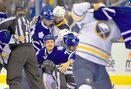Old-fashioned line brawl talk of town in T.O.