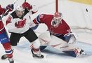 Montreal Canadiens goalie Cayden Primeau making first start against Avs