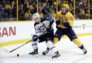 Scheifele, Johansen enjoy challenge of tough matchup