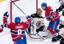 Victor Mete scores twice, Canadiens halt Bruins' win streak at six