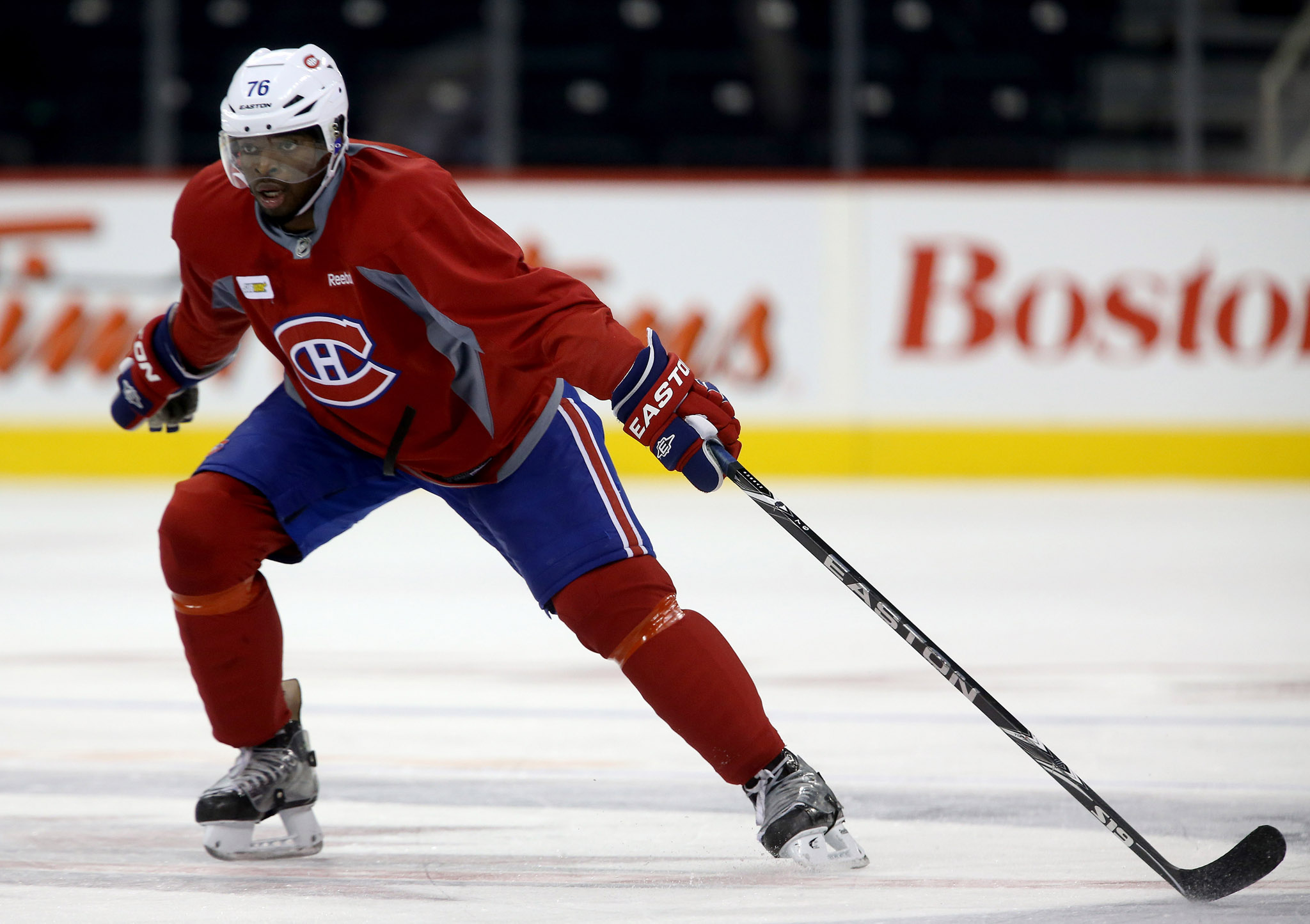 P.K. Subban talks the talk, and with a Norris on his shelf, he walks the walk.