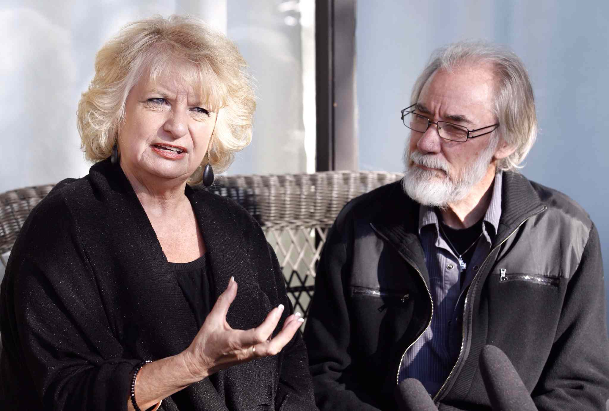 Wilma and Cliff Derksen say they didn't expect the possibility of a retrial and are trying to come to terms with the Court of Appeal's decision.