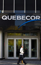 Quebecor bills itself as