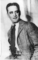 Much like one of his characters, F. Scott Fitzgerald is portrayed as an outsider struggling to make it in a world he doesn't quite understand.