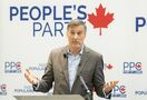 Bernier promises to cut immigration, build border fences in platform speech