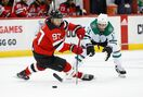 Pavelski scores in OT to lift Stars over Devils 3-2