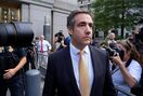 With White House stung by Cohen accusation, Trump fires back