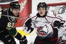 Canadiens sign Huskies free agent forward Waked to three-year deal