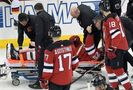 Devils defenceman Mirco Mueller out with shoulder injury