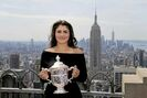 Sky is the limit for Canadian tennis champ