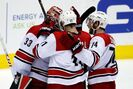 Hurricanes beat Capitals 3-1 on day team sale finalized