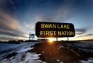 Swan Lake wins top public service award