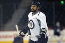 Byfuglien's status won't be known until game day