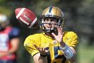 It's official: Blue name CFL rookie Hall starting QB