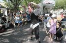 Fringe festival on record pace, so far