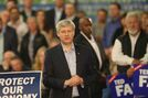 Harper says feds, Manitoba bands in discussions over Kapyong