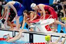 Relay swim silver Canada's first medal in Tokyo, Oleksiak earns fifth Olympic medal