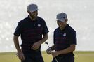 Capsules from 1st day of the Ryder Cup at Whistling Straits