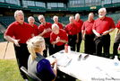 VIDEO: Goldeyes anthem idol -- not your usual song and dance