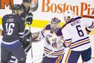 Jets slip on Oiler slick