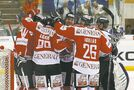 Spengler Cup teammates starting to click