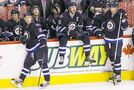 Jets' top line steps up