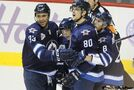 REPLAY: Jets score five in 15 minutes to beat Hurricanes 5-3