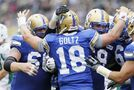 Bombers moving back to CFL's West Division