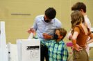 'Most important' election changes very little