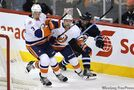 Isles down Jets in shootout